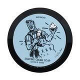 RazoRock Blue Barbershop Shaving Cream Soap 150ml   Agent Shave   Wet Shaving Supplies UK