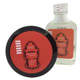 RazoRock American Barber Italian Shaving Cream Soap and aftershave splash | Agent Shave | Wet Shaving Supplies UK