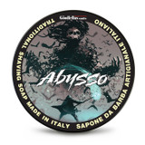 The Goodfellas Smile Abysso Shaving Soap 100ml | Agent Shave | Traditional Wet Shaving