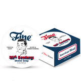 Fine Accoutrements 21st Century Shaving Soap - American Blend | Agent Shave |  Wet Shaving Supplies UK