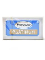 Personna Platinum 10 DE Safety Razor Blades | Agent Shave | Wet Shaving Supplies UK