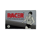 Racer Super Stainless Safety Razor Blades 5 | Agent Shave | Wet Shaving Supplies UK
