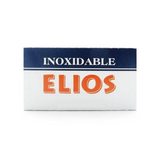 Elios Inoxidable DE Platinum Coated Razor Blades | Agent Shave | Wet Shaving Supplies UK