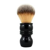 RazoRock Barber Shaving Brush Plissoft Synthetic 24mm   Agent Shave   Wet Shaving Supplies UK