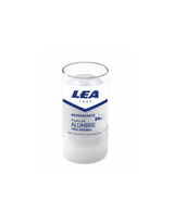 Lea Natural Alum Rock Stone Deodorant 120g | Agent Shave | Wet Shaving Supplies UK