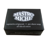 Mastro Miche Pre Shave Soap 100g | Agent Shave | Wet Shaving Supplies UK