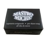 Mastro Miche Pre Shave Soap 100g | Agent Shave | Wet Shaving Supplies UK