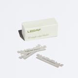 Leaf Shave Single Edge Razor Blades 50 | Agent Shave | Wet Shaving Supplies UK