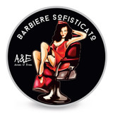 Ariana & Evans Barbiere Sofisticato Shaving Soap 4oz | Agent Shave | Wet Shaving Supplies UK