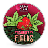Ariana & Evans Strawberry Fields Shaving Soap 4oz | Agent Shave | Wet Shaving Supplies UK