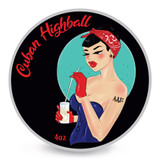 Ariana & Evans Cuban Highball Shaving Soap 4oz | Agent Shave | Wet Shaving Supplies UK