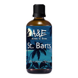 Ariana & Evans A&E St Barts Aftershave 100ml | Agent Shave | Wet Shaving Supplies Uk