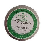 Signature Soaps Shaving Soap - Danum | Agent Shave | Wet Shaving Supplies UK