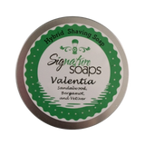 Signature Soaps Shaving Soap - Valentia | Agent Shave | Wet Shaving Supplies UK