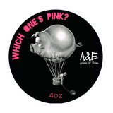 Ariana & Evans Which One's Pink Shaving Soap 4oz 118ml | Agent Shave | Wet Shaving Supplies UK