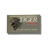 Tiger Platinum Razor Blades | Agent Shave | Wet Shaving Supplies UK