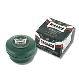 Proraso Green Shaving Soap Box - Refreshing 150ml | Agent Shave | Wet Shaving Supplies UK