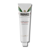 Proraso White Shaving Cream (Sensitive) 150ml | Agent Shave | Wet Shaving Supplies UK