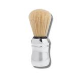 Proraso Omega Shaving Brush Chrome | Agent Shave | Wet Shaving Supplies UK