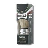 Proraso Omega Shaving Brush Chrome in box   Agent Shave   Wet Shaving Supplies UK