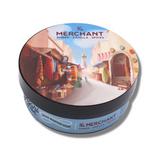 Zingari Man The Merchant Tallow Shaving Soap - Amber, Vanilla, Spices 5oz/142g  | Agent Shave | Wet Shaving Supplies UK