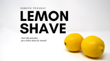 Lemon Wet Shave for Pancake Day