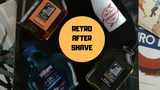 Retro After Shave Ideas