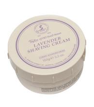 Taylor of Old Bond Street - Lavender Shaving Cream 150g | Agent Shave | Traditional Wet Shaving