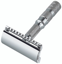 Merkur 933 Travel Razor | Agent Shave | Traditional Wet Shaving