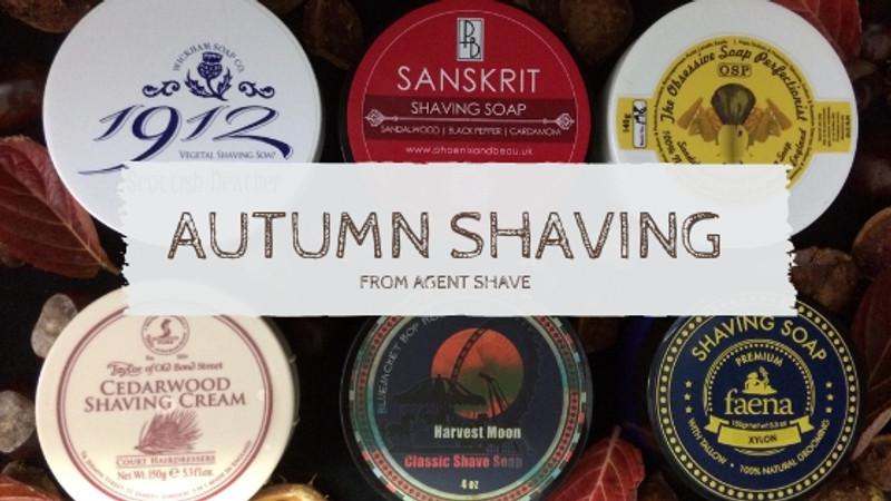 The Best Autumn Shaving Soap Cream Agentshave