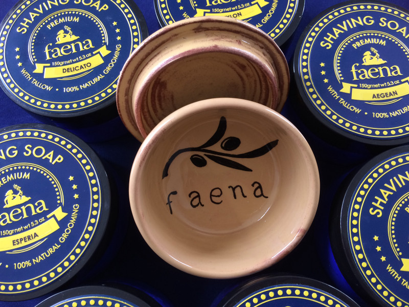 Faena Shaving Bowl Competition!