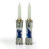 Round Wedding Shard Candle Holders