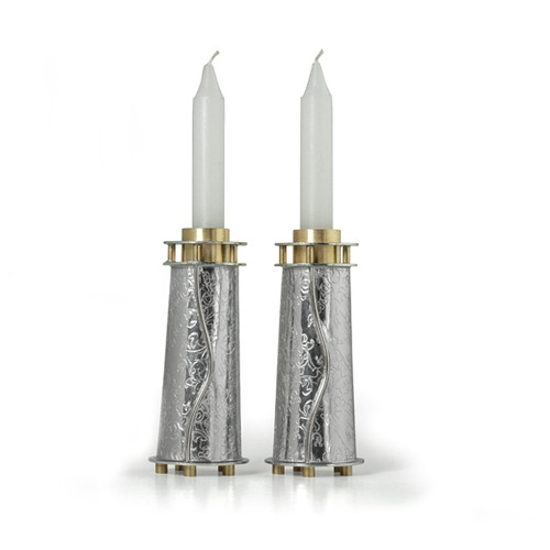 Round Tapered Candle Holders