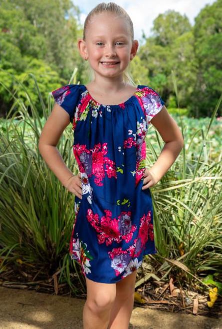 Matilda Kids Peasant Dress