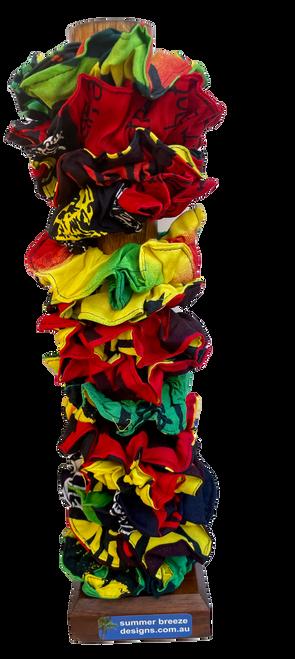 21995 Scrunchies Freedom PKT 10
