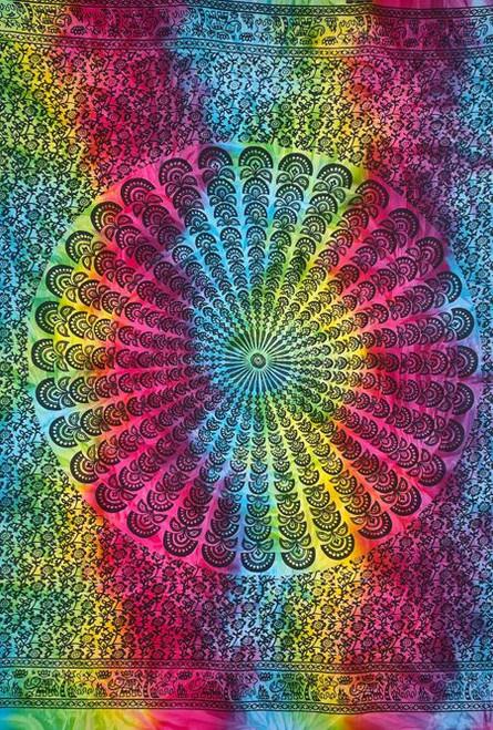 14967 Mandala Rainbow Sarang Pack 5