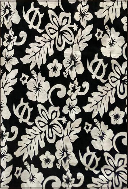 14964 Hawaiian Hibiscus Sarong Pack 5