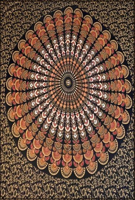 Mandala 2 Sarong
