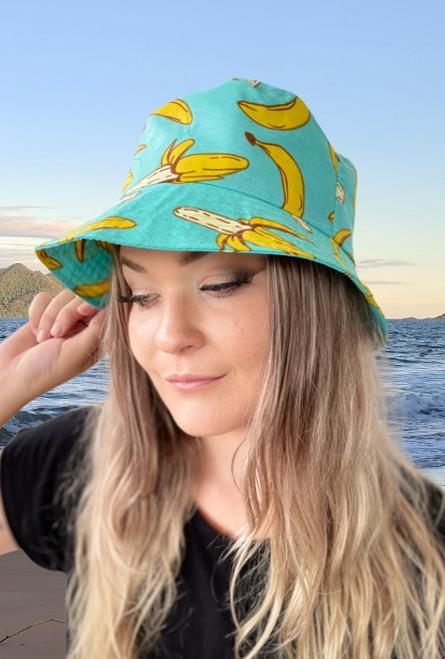 21988 Banana Fruit Bucket Hat