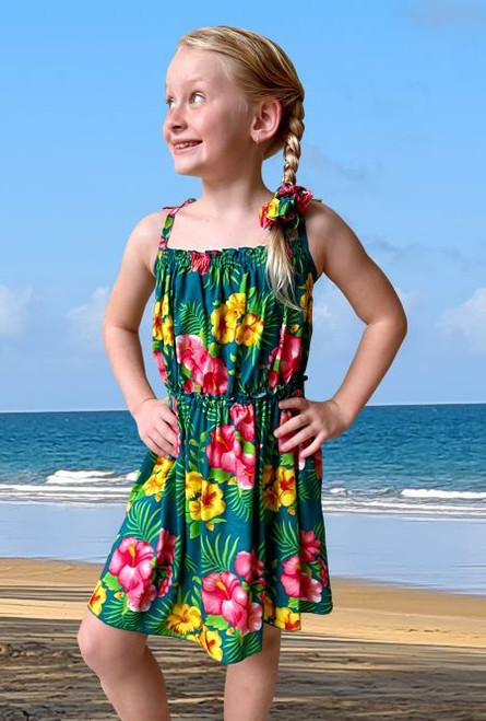 Bella dress & Scrunchie Savannah Tosca
