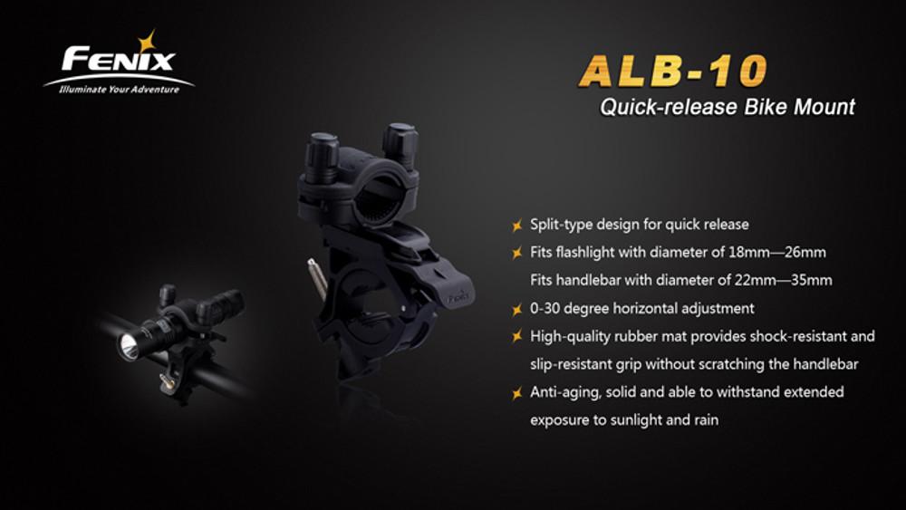 ALB-10 - Fenix Bike Mount