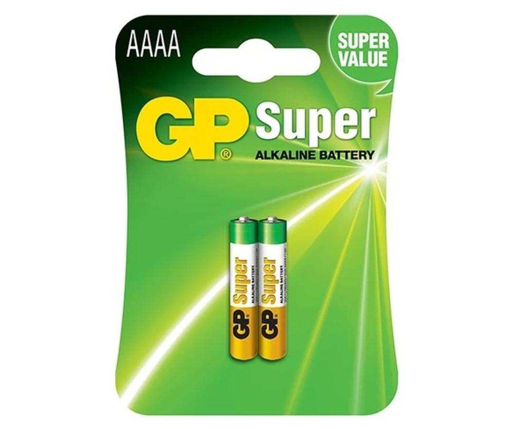 GP25A - GP 25A 1.5V Alkaline AAAA (2pk)