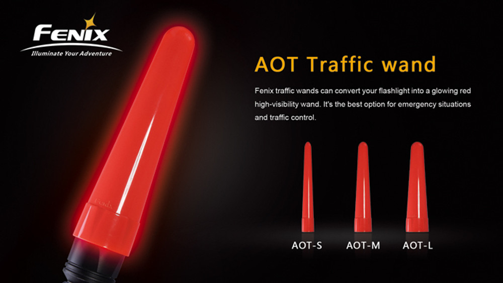 AOT-S [Small] - Fenix Traffic Wand