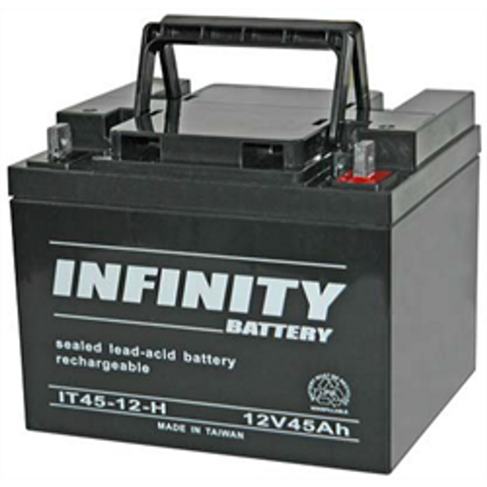 IT 45-12 - GS Infinity 12volt - 45Ah  *** Special Order - Usually 2-4 days ***