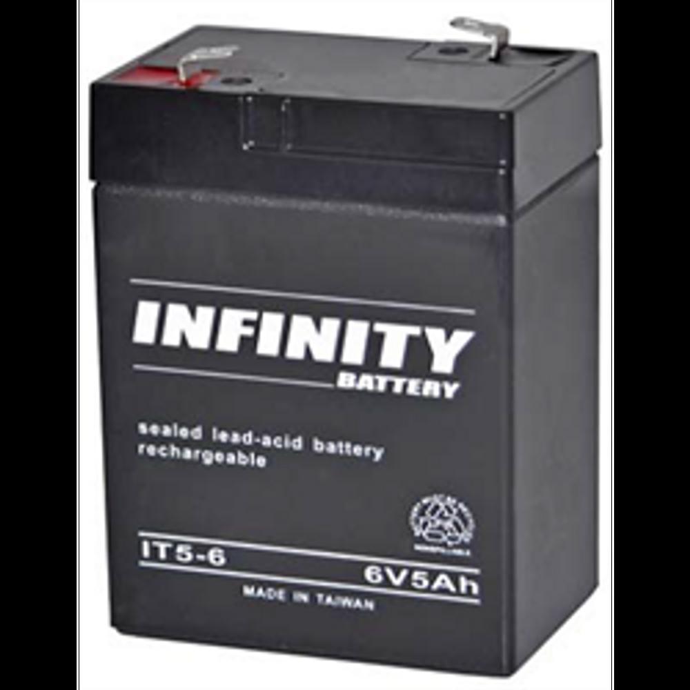IT 5-6 F1 - GS Infinity 6volt - 5Ah - F1