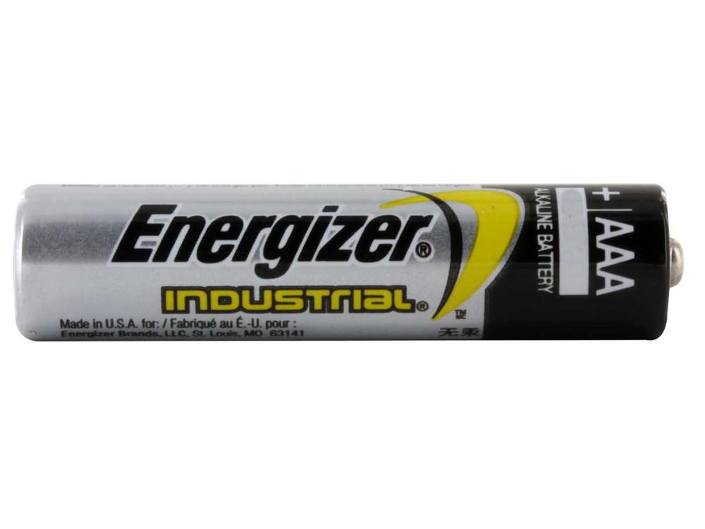 EN92 - Energizer Industrial Alkaline AAA (24/box)