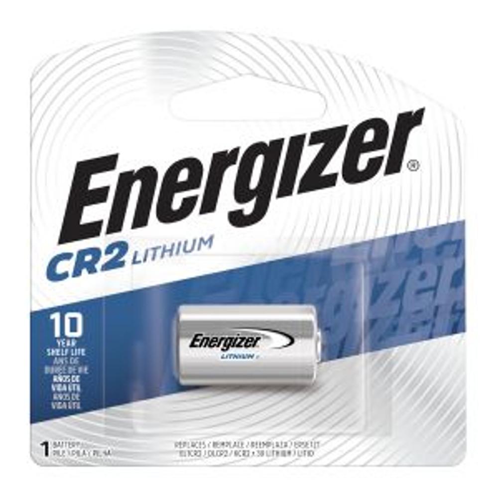 CR2-EN-C1 - Energizer CR2 - Lithium 3V (1-pack carded)