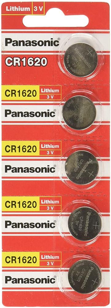 CR1620-PC-C5 - Panasonic (1/C5) - 1 piece
