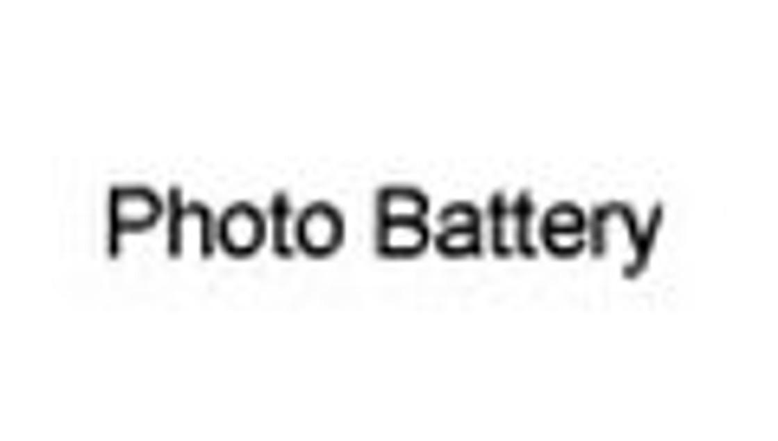 Photo Batteries