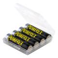 MHRAA4PRO - Powerex Pro Rechargeable AA NiMH Batteries (2700mAh) - 4 pack